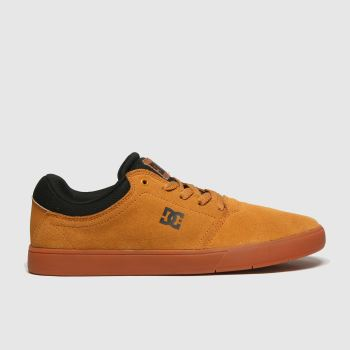 DC Tan Crisis Mens Trainers
