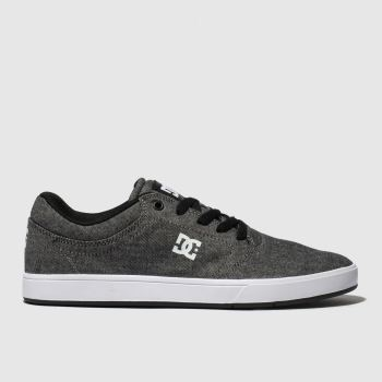 Dc Grey Crisis Mens Trainers