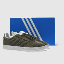 Adidas gazelle stitch and turn 1