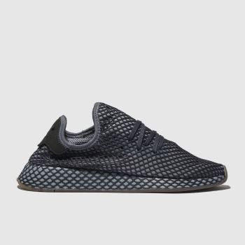 Adidas Navy Deerupt Runner Mens Trainers