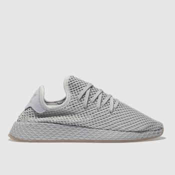 Adidas Grey Deerupt Runner Mens Trainers