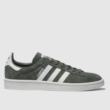 Adidas Khaki Campus c2namevalue::Mens Trainers