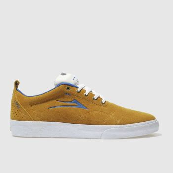 Lakai Gold Bristol Mens Trainers