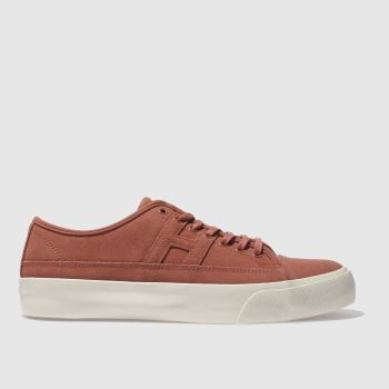 Huf Orange Hupper 2 Lo Mens Trainers