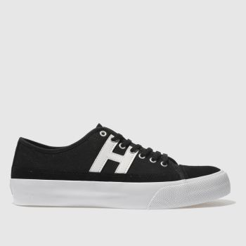 Huf Black Hupper 2 Lo Mens Trainers