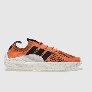 Adidas Orange Atric F/22 Primeknit Mens Trainers