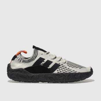 Adidas Light Grey Atric F/22 Primeknit Mens Trainers