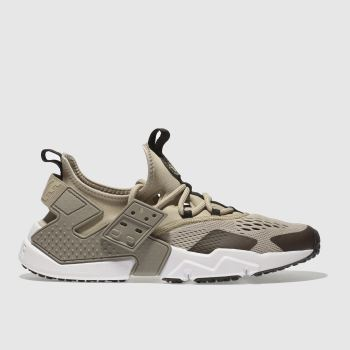 Nike Beige Air Huarache Drift Breathe Mens Trainers