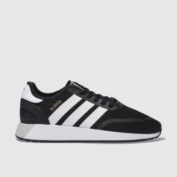 Adidas Black N-5923 Mens Trainers