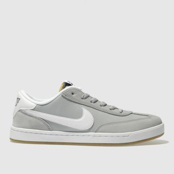 Nike Sb Light Grey Fc Classic Mens Trainers