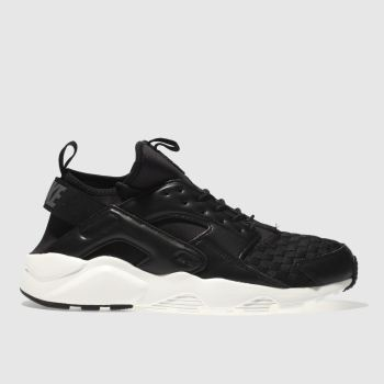 Nike Black Air Huarache Run Ultra Se Mens Trainers