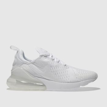 Nike White Air Max 270 Mens Trainers