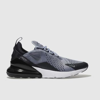 Nike Grey Air Max 270 Mens Trainers