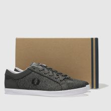 Fred Perry baseline bonded marl 1