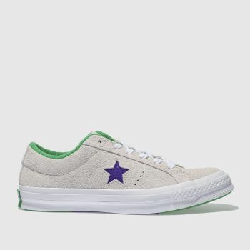 Converse Stone One Star Ox Mens Trainers