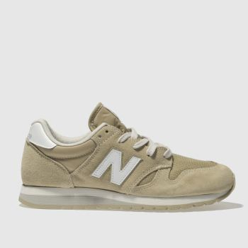 New Balance Beige 520 Mens Trainers