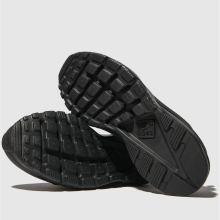 593710116c8 mens black nike air huarache run ultra trainers