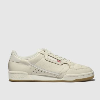 the latest 91c85 6335d Adidas Stone Continental 80 Mens Trainers