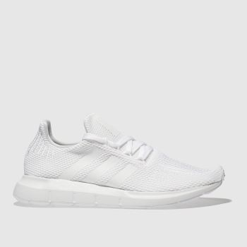 Adidas White Swift Run c2namevalue::Mens Trainers
