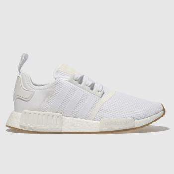 Adidas White Nmd_R1 Mens Trainers