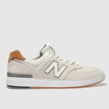 New Balance Stone All Coasts 574 Mens Trainers