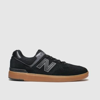 New balance Black & Grey 574 Mens Trainers