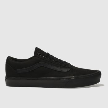 Vans Black Old Skool Lite Mens Trainers