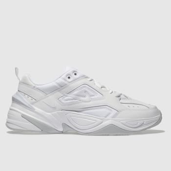 Nike White M2k Tekno Mens Trainers