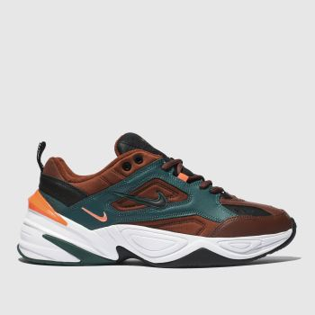 Nike Brown M2k Tekno Mens Trainers