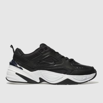 Nike Black & White M2k Tekno Mens Trainers