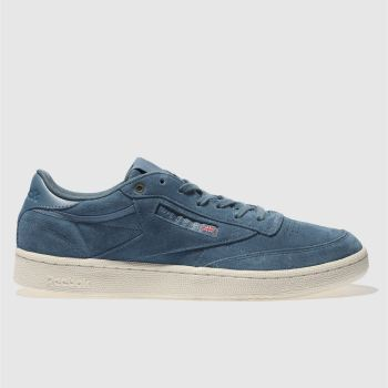 Reebok Blue Club C 85 Mcc Mens Trainers