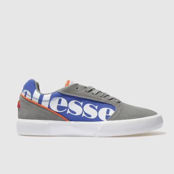 Ellesse Grey Ostuni Mens Trainers