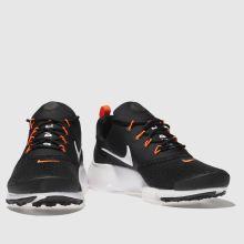 0022fa6a4c491e mens black   white nike presto fly jdi trainers