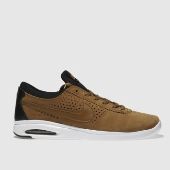 Nike Sb Tan Air Max Bruin Vapor Mens Trainers