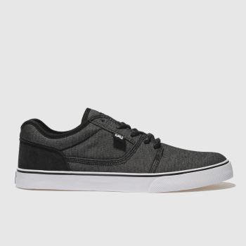 Dc Shoes Black & Grey Tonik Tx Se Mens Trainers