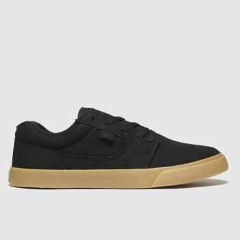 DC Black & Brown Tonik Tx Mens Trainers