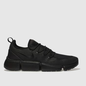Nike Black Pocket Fly Dm Mens Trainers