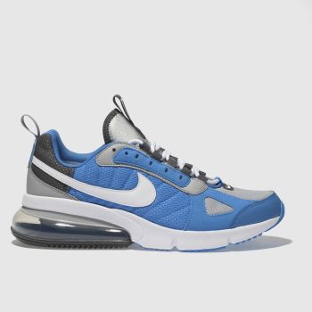 Nike Blue Air Max 270 Futura Mens Trainers