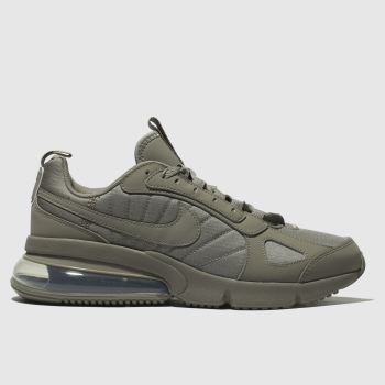 NIKE LIGHT KHAKI AIR MAX 270 FUTURA TRAINERS