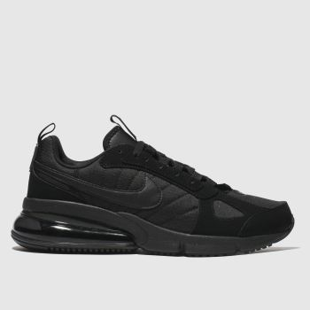 Nike Black Air Max 270 Futura Mens Trainers