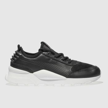Puma Black Rs-0 Mens Trainers