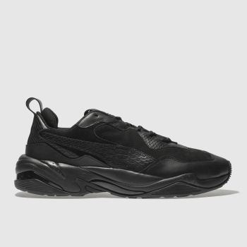 Puma Black Thunder Desert Mens Trainers