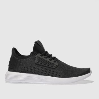 Puma Black UPRISE MESH Trainers