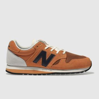 New Balance Orange 520 Mens Trainers