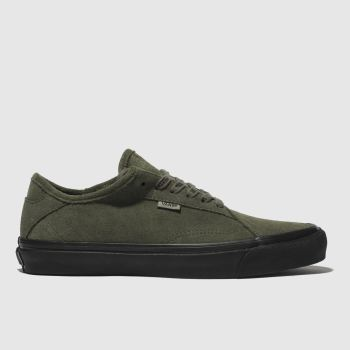 Vans Khaki Diamo Ni Mens Trainers