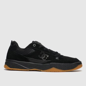 Dc Shoes Black Penza Trainers