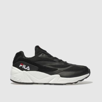 Fila Black Venom Low Mens Trainers