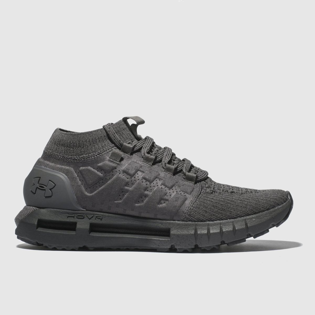Under Armour Dark Grey Hovr Phantom Nc Trainers