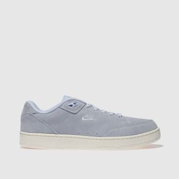 Nike Pale Blue Grandstand Ii Mens Trainers