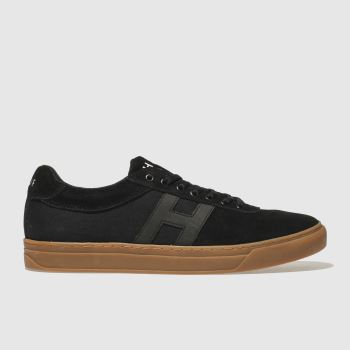 Huf Black SOTO Trainers